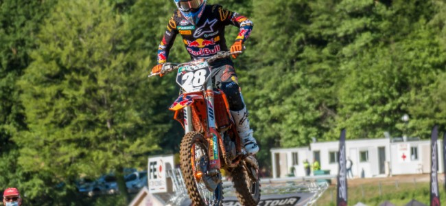MX2 Race results: French Elite RD1 – Ernee
