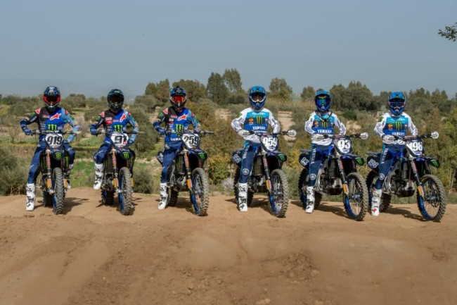 Factory Yamaha riders on heading to Russia – Geerts confirms he will race!