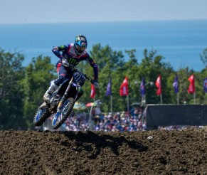 Ben Watson positive for home GP despite difficult MXGP debut in Russia