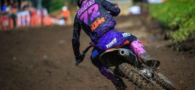 Liam Everts looking forward to home GP