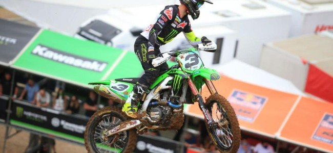 Romain Febvre on his first part of the MXGP season and his future in Green