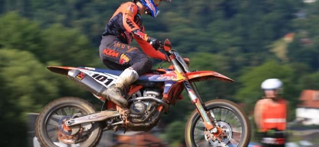 Race results: MX2 World Championship RD5 – Loket