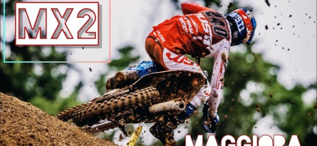 Video: Kevin Horgmo – MX2 World Championship action from Maggiora