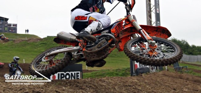 Interview: Mattia Guadagnini – A little bit surprised by his MX2 moto win!
