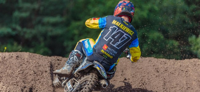 Interview: Bailey Malkiewicz – the story behind his knee injury and return to the GP paddock