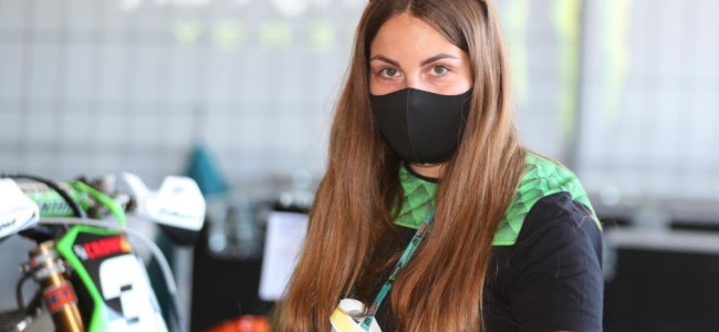 Nathalie Fase offers update on F&H Kawasaki season