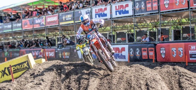 Stefan Everts on Liam's Oss podium: I was so, so happy!