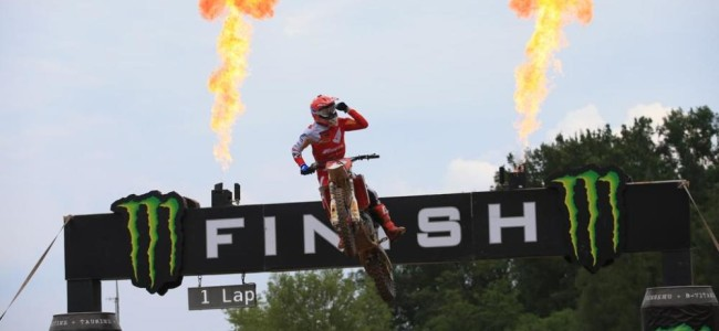 Race results: EMX125 RD2 – Maggiora