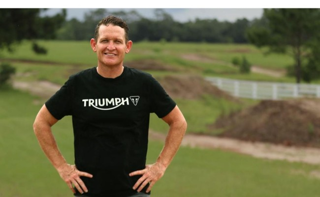 Triumph announce intent to enter the motocross and enduro world!