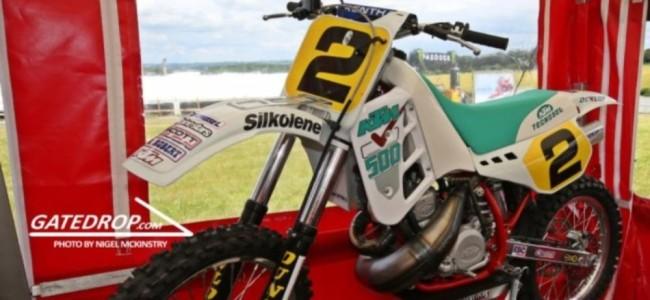Kurt Nicoll's 1991 factory 500 KTM – rebuilt!
