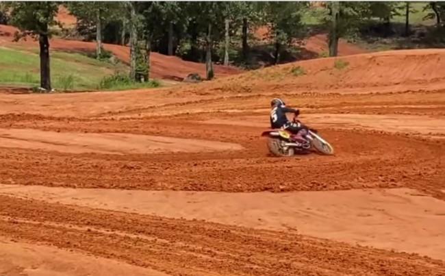 Video: Ryan Hughes 500 v 450