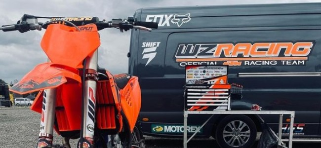 Revealed: Oriol Oliver signs with WZ KTM