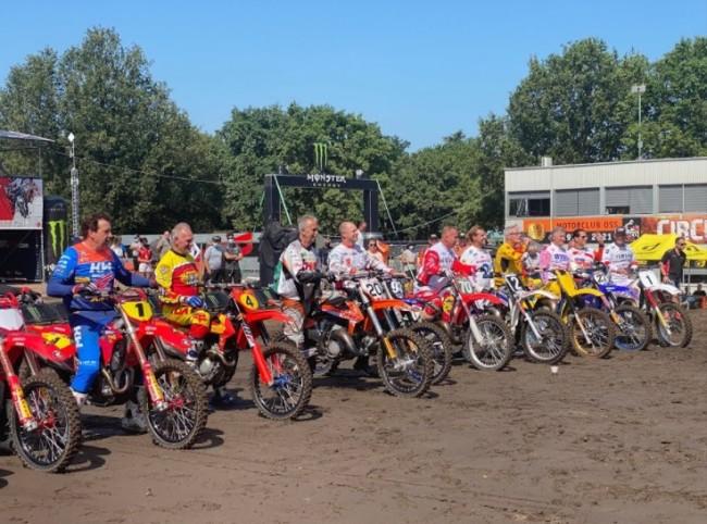 Video: Former GP riders at Oss ft Kees van der Ven, Johan Boonen, Jacky Martens, Gertjan van Doorn, Peter Herlings, Joel Smets and more!