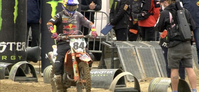 Herlings on his first moto win at Lommel – Damn I'm sore!
