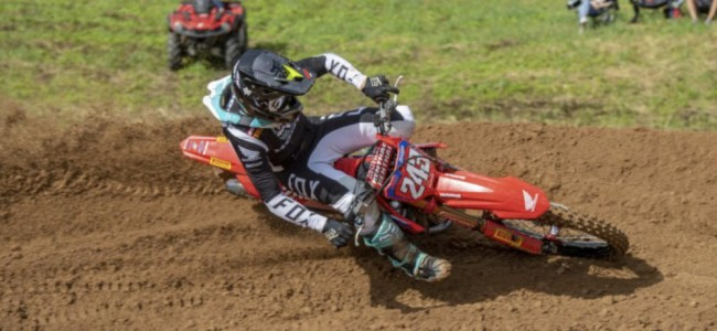 Gajser looking to challenge for the win in Spain
