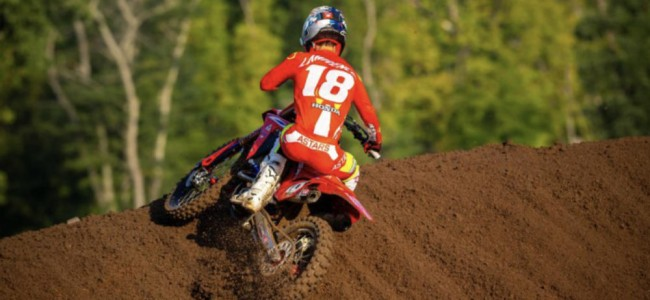 Jett Lawrence on EMX v the US Amateur system and track comparison