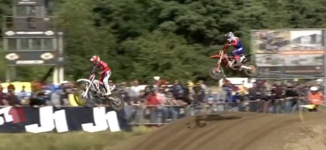 Video: Lapucci v Elzinga at Lommel