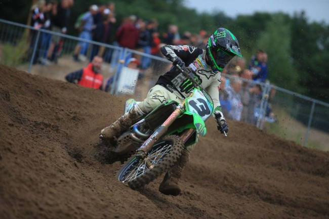 Febvre's Kawasaki competitiveness brings the Japanese close to maiden MXGP title success