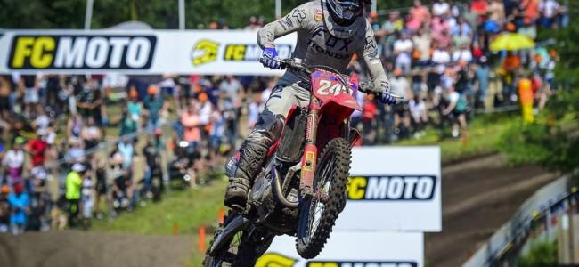 Qualifying results: MXGP World Championship RD6 – Lommel