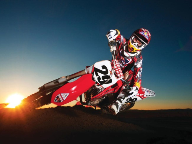 Podcast: Andrew Short interview – his US SX/MX career and Dakar rally!