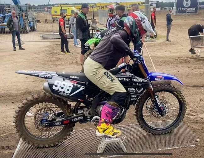 Interview: Todd Kellett reflects on his MXGP experience at Lommel