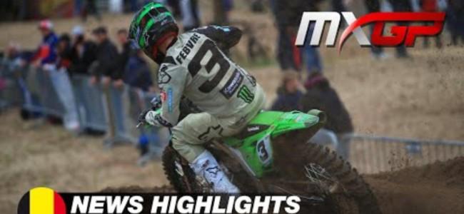 Video: Lommel MXGP highlights