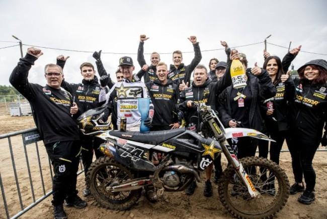 Video: Kay de Wolf – first MX2 GP moto win!