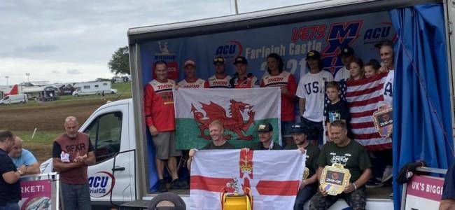 Crockard, Bradshaw, Merton and Cubitt on winning the Vets MXoN