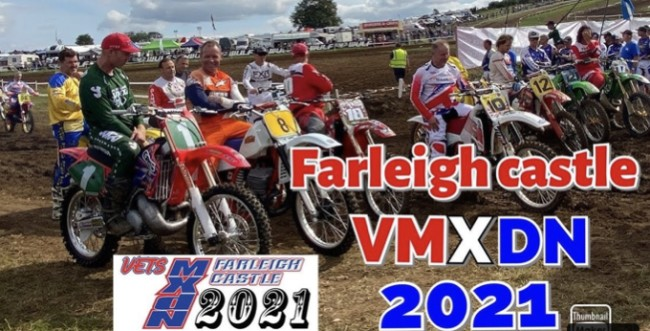 Video: Farleigh VMXDN raw