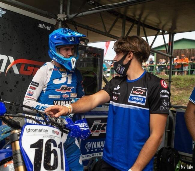 Interview: Giuliano Boschi on JK Yamaha