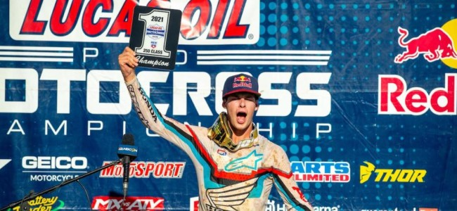 Jett Lawrence interview – the new US champ speaks!