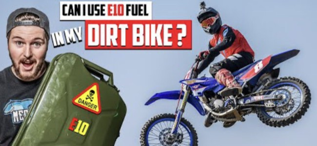 Video: Can I use E10 fuel in my dirt bike?