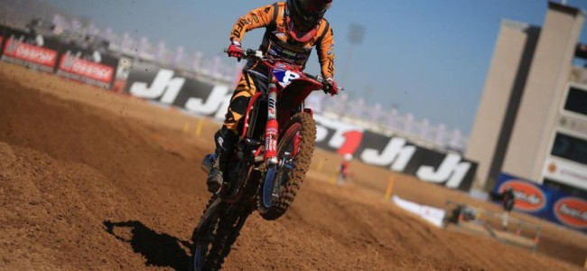 Qualifying results: WMX RD5 – Spain