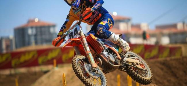 Race results: MXGP World Championship RD9 – Turkey