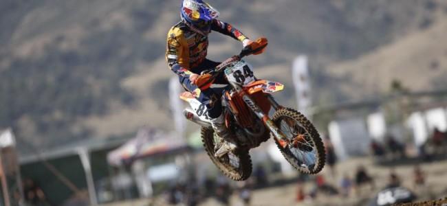 Race results: MXGP World Championship RD8 – Turkey