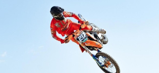 Eddie Jay Wade on getting back on the bike and his first race back in France