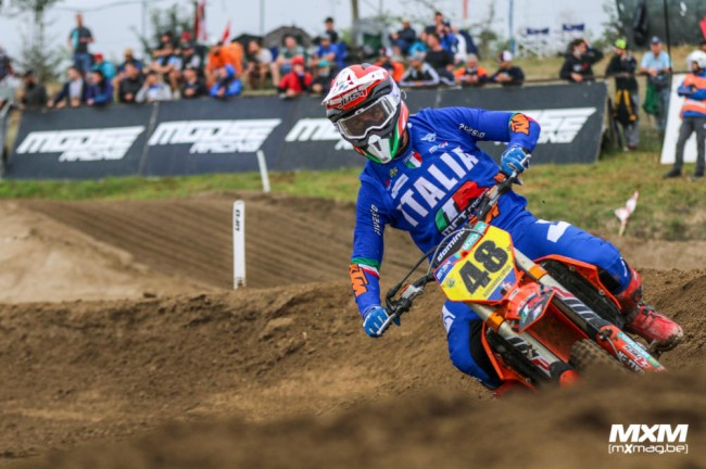 Lupino on his dramatic final MXoN moto to win it for Italy!