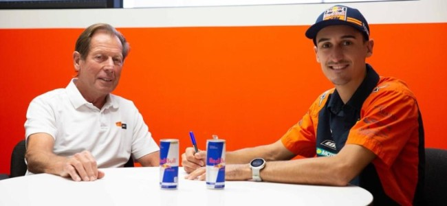 Marvin Musquin extends KTM contract – fully focused on SX!