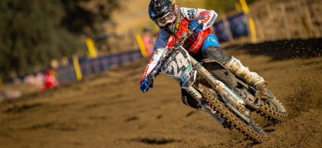 RJ Hampshire on team USA pulling out of the MXoN