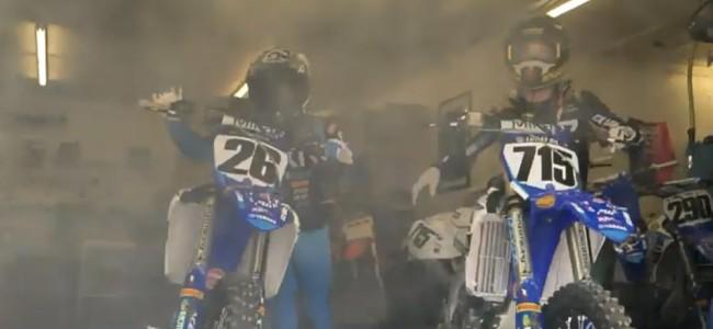 Alex Martin goes 450 with Club MX Yamaha