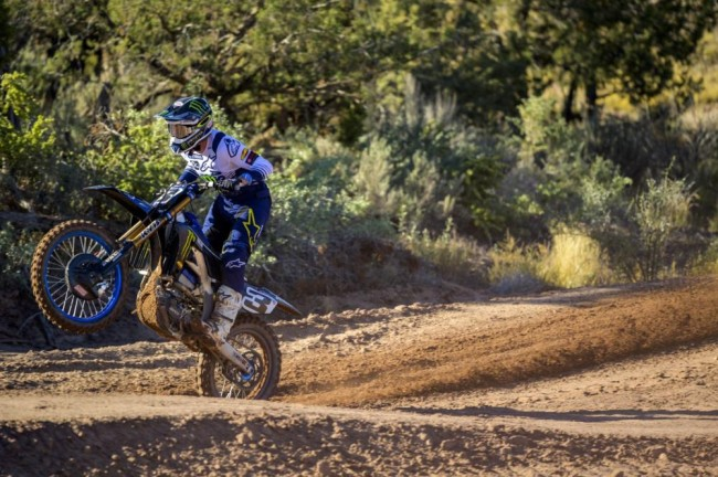 Video: Tomac on money and faster laptimes on the Yamaha!