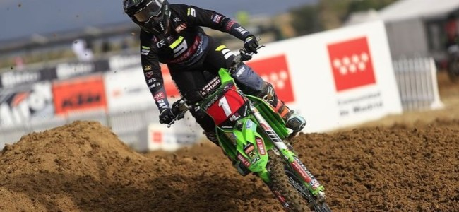 Race results: WMX RD5 – Spain