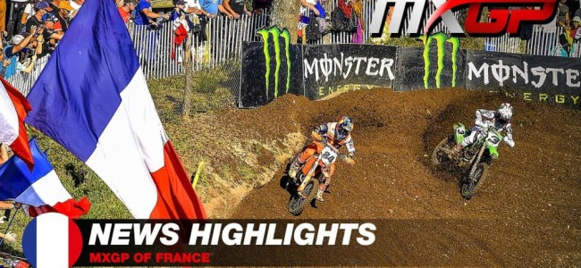 Highlights: MXGP of France – old school