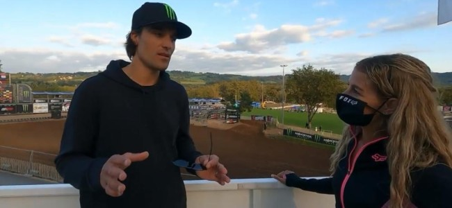 Video: Catching up with Gautier Paulin