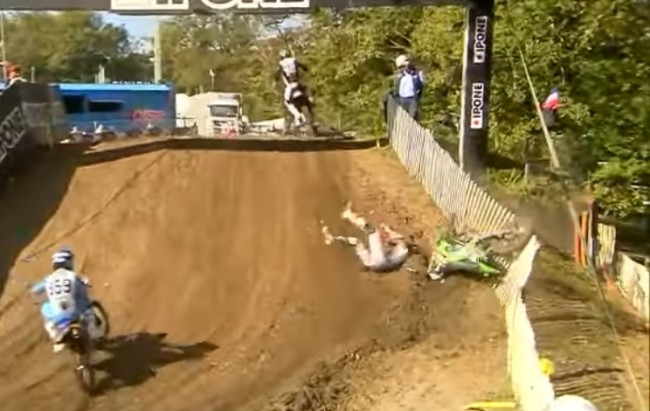 Video: Beaton v Todd at the French GP