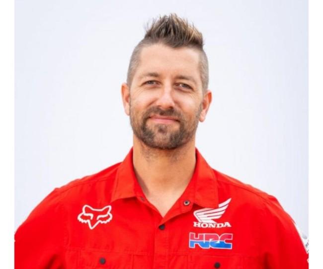 Lars Lindstrom Named as team Honda HRC manager