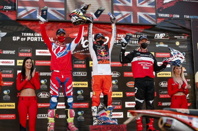 Garcia Claims Double EnduroGP Win in Portugal