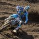 Factory Yamaha MX2 team IN for Hawkstone International