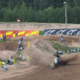 Video: Kay de Wolf crash in EMX250 first moto