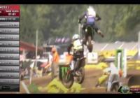 Video: Haiden Deegan crash at Loretta Lynns – gets landed on!